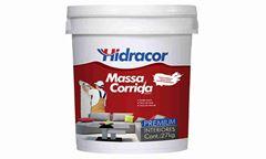 MASSA CORRIDA HIDRACOR BALDE 18L 27 KG