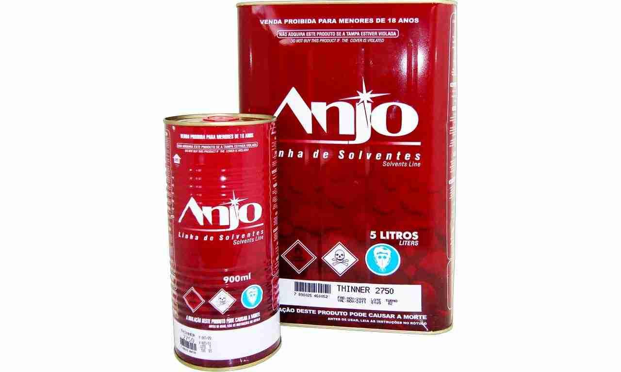 THINNER ANJO 2750 GL
