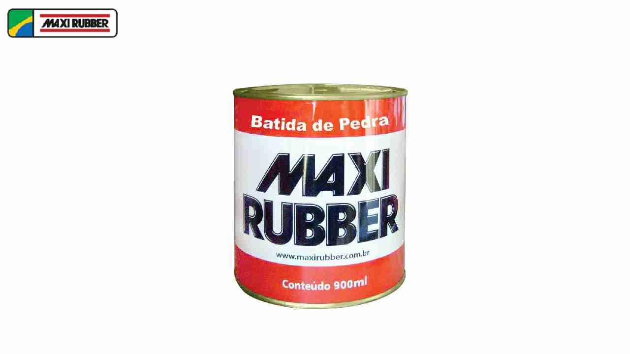 BATIDA DE PEDRA BRANCO 1/4 MAXI RUBBER
