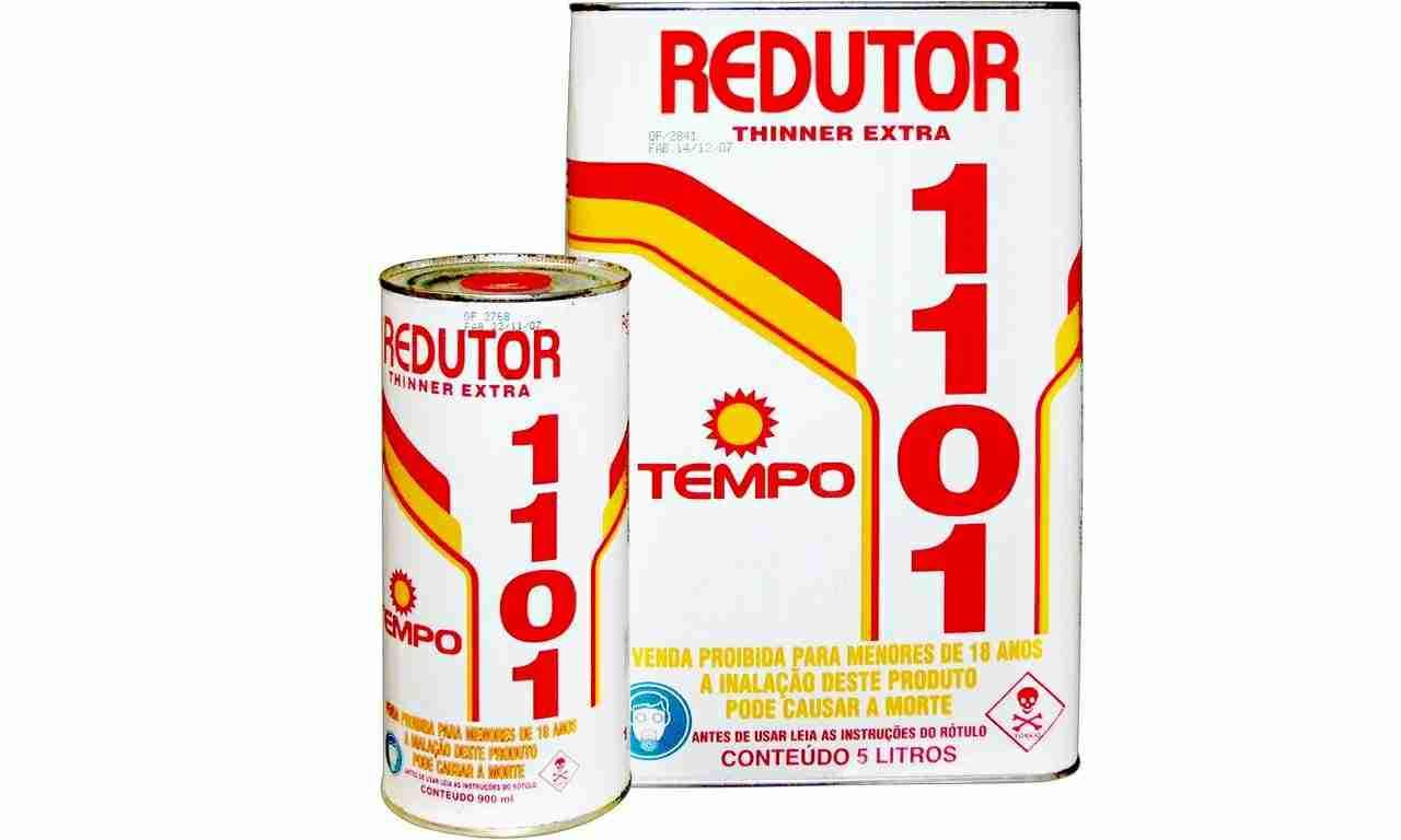 THINNER TEMPO COMUM 1001-1101 900ML