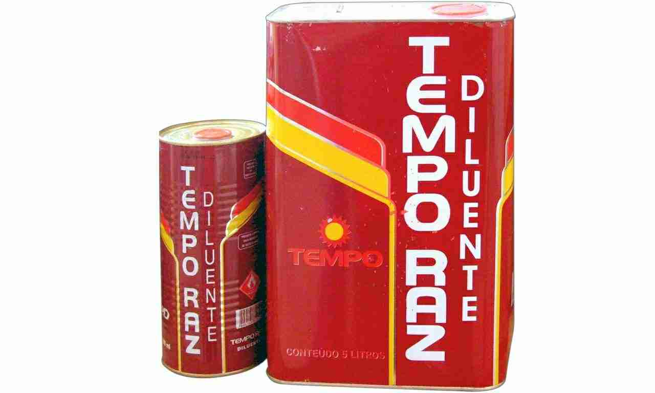 AGUARRAS TEMPO 8001 GL 5LT
