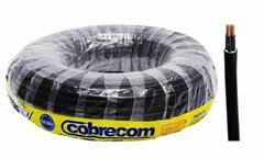 CABO PP COBRECOM 2X1.50MM² 500V ROLO C/100M