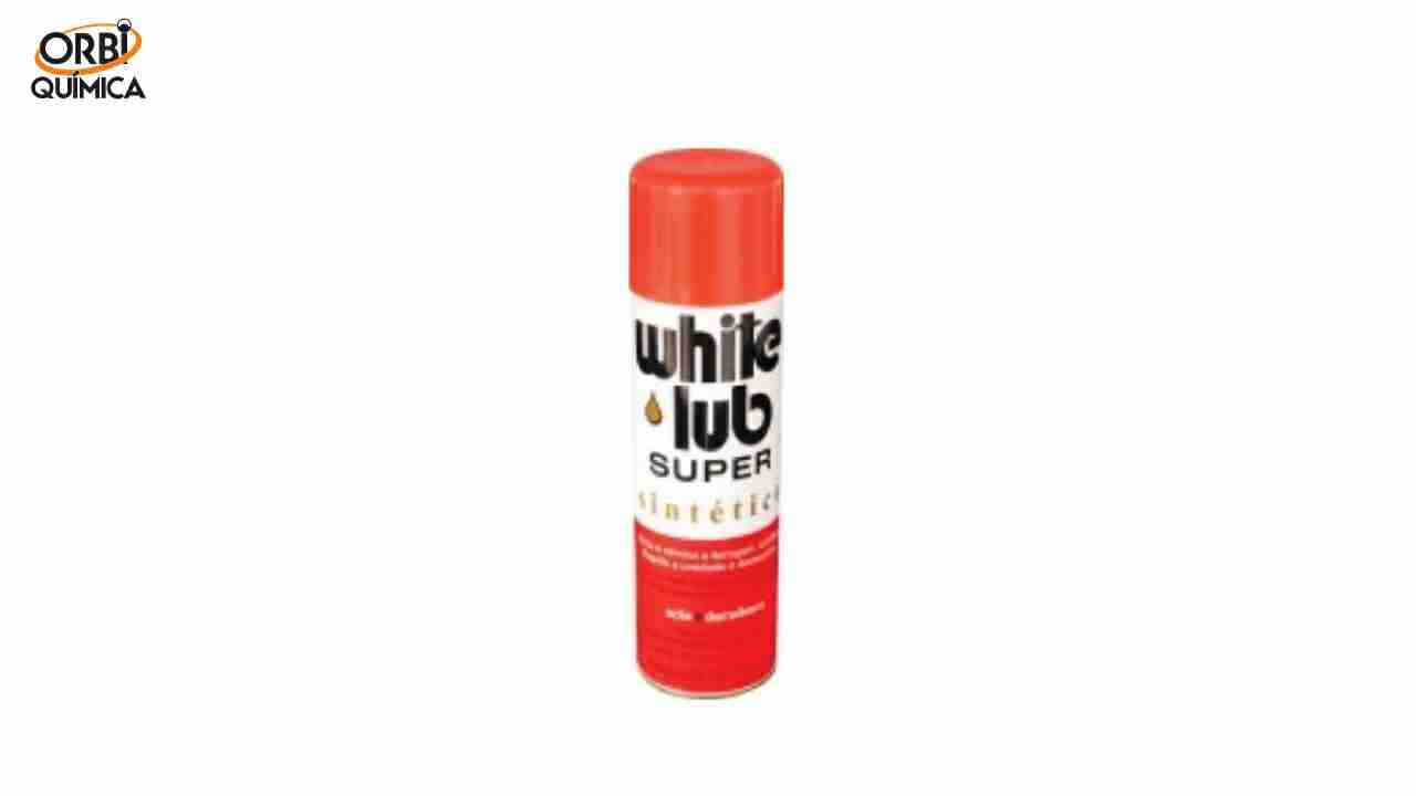 LUBRIFICANTE WHITE LUB SUPER 300ML/209G