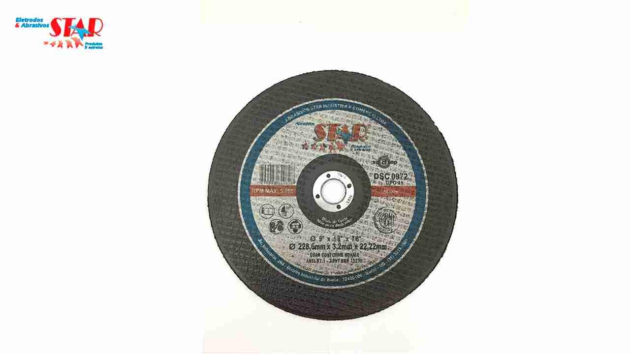 DISCO CORTE STAR 12X1/8X5/8X2T