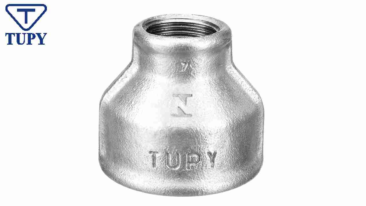 LUVA REDUCAO TUPY 1.1/2X1.1/4 BSP-Z