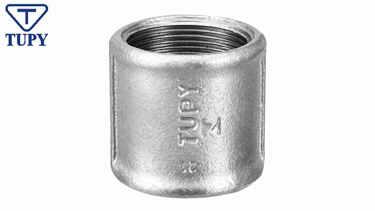 LUVA TUPY 1.1/2 BSP-Z