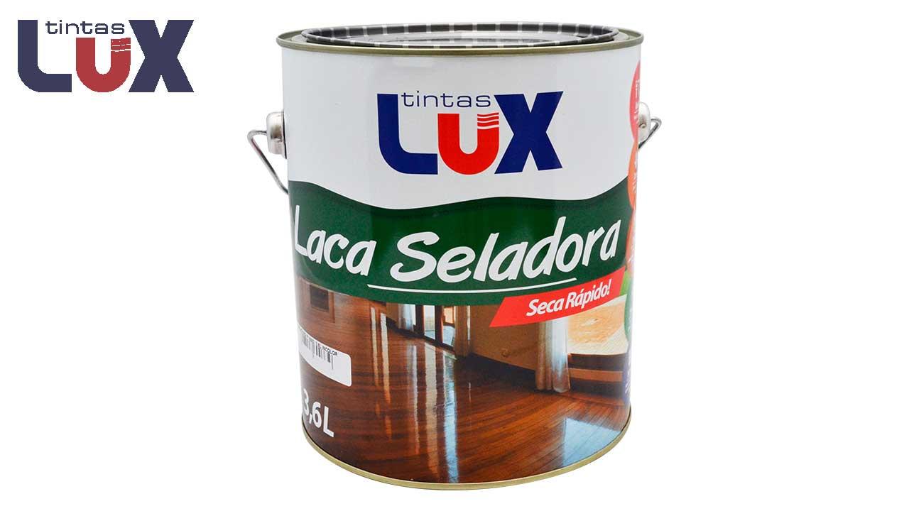 TINTAS LUX LACA SELADORA PARA MADEIRA GL3,6L