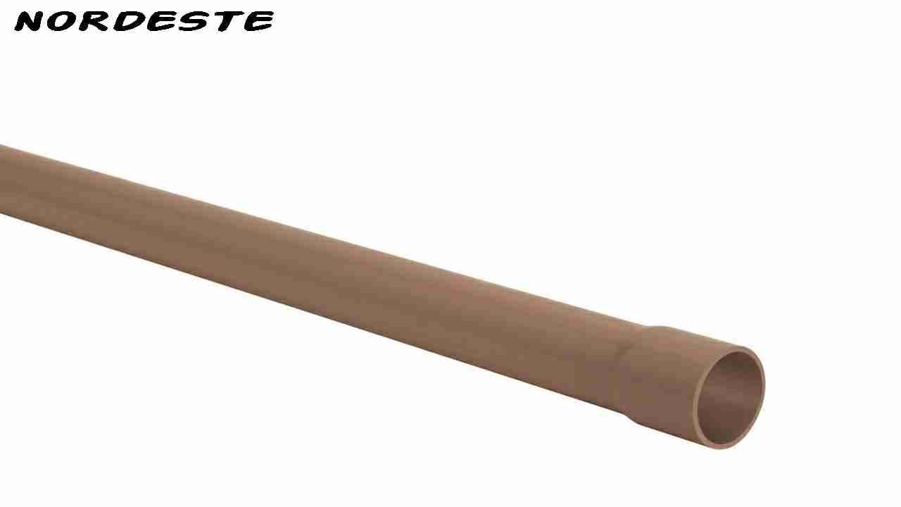 TUBO P/AGUA NORDESTE CL 12 25MM 6M