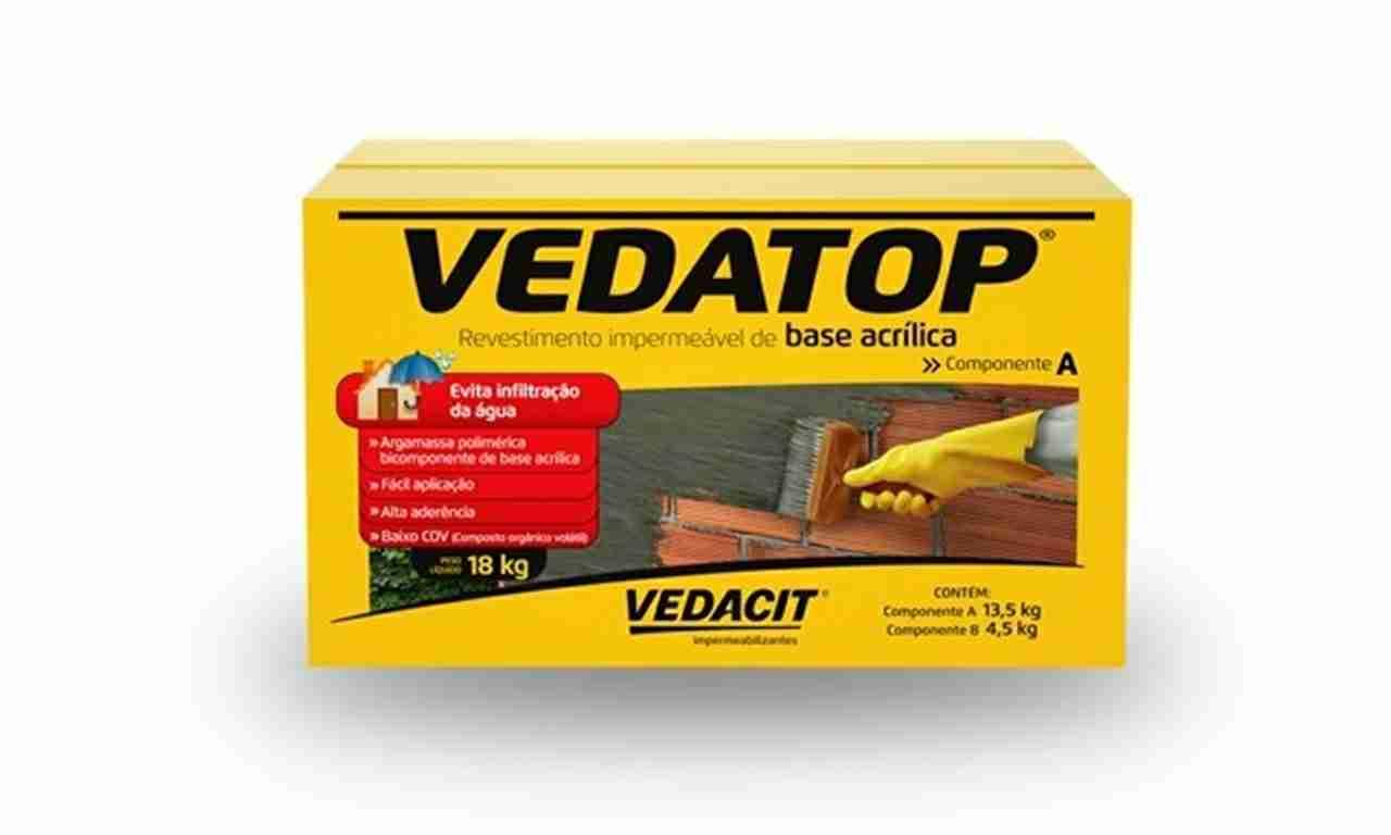 VEDACIT VEDATOP CX C/12KG
