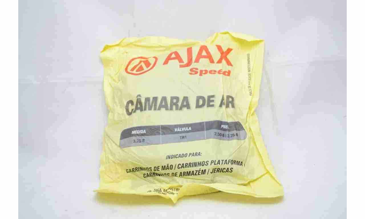 CÂMARA DE AR AJAX 3.25X8 SPEED