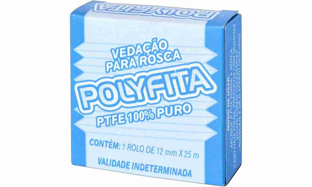 VEDA ROSCA POLYFITA 12MMX10M