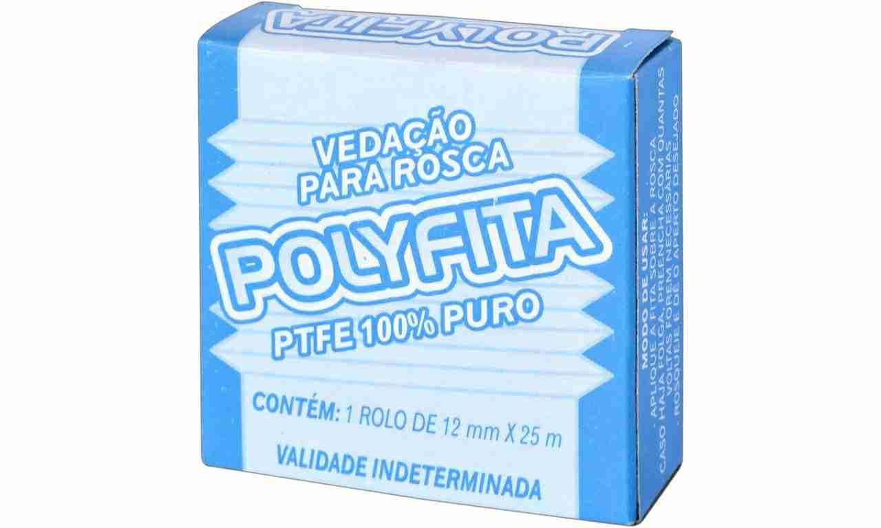 VEDA ROSCA POLYFITA 12MMX25M