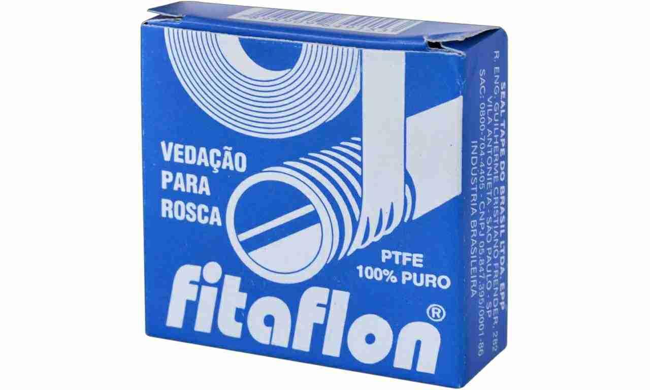VEDA ROSCA FITAFLON 12MMX05M