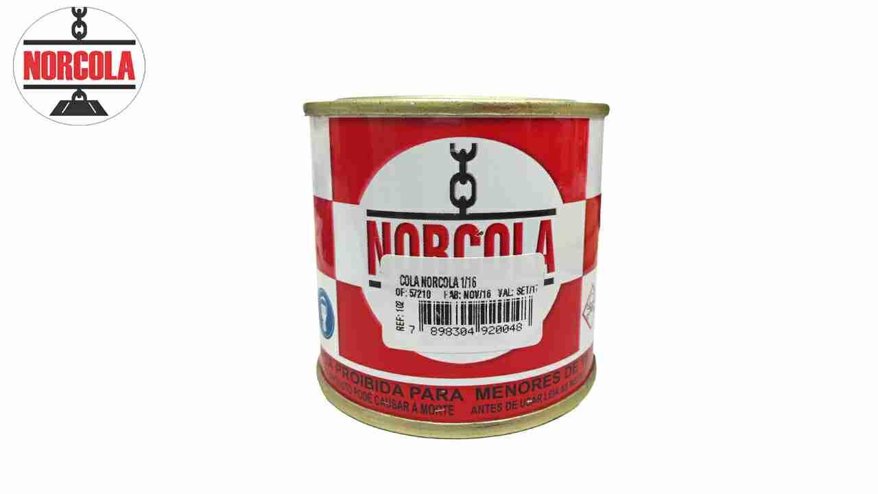 ADESIVO DE CONTATO NORCOLA 1/16 200G