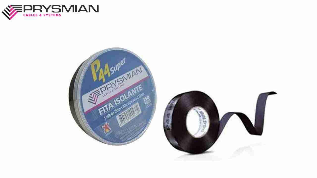 FITA ISOLANTE PRYSMIAN P44 19MMX20M