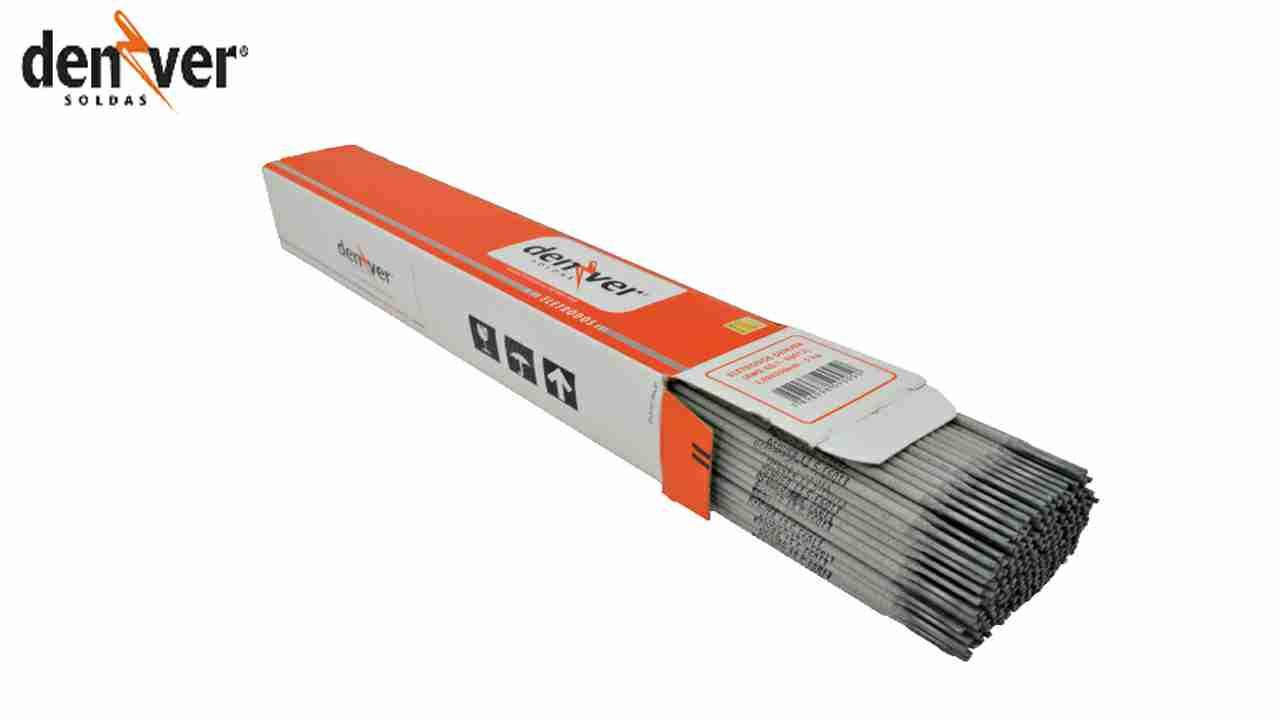 ELETRODO DENVER DV-6013 4,00 CX C/5KG