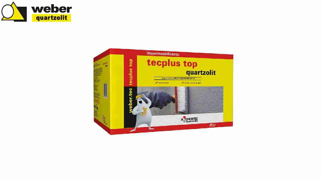 WEBER IMPERMEA.TECPLUS TOP C/04KG