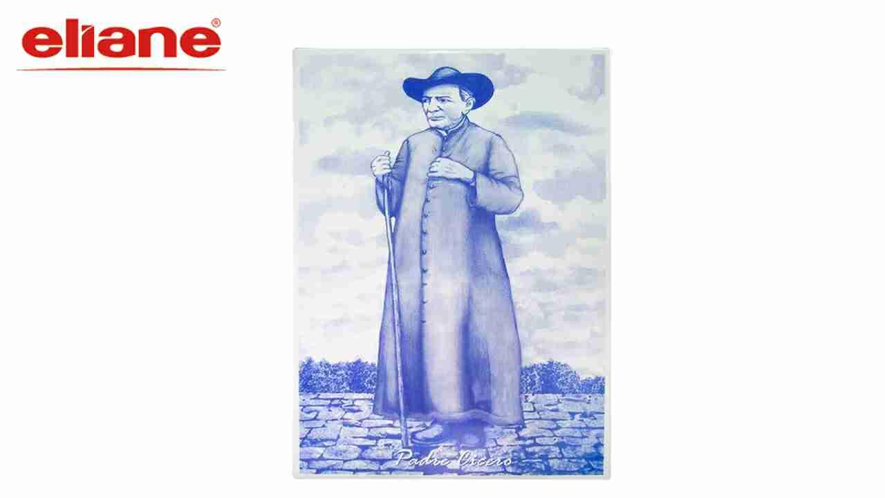 PISO IMAGENS ELIANE PADRE CICERO 30X40