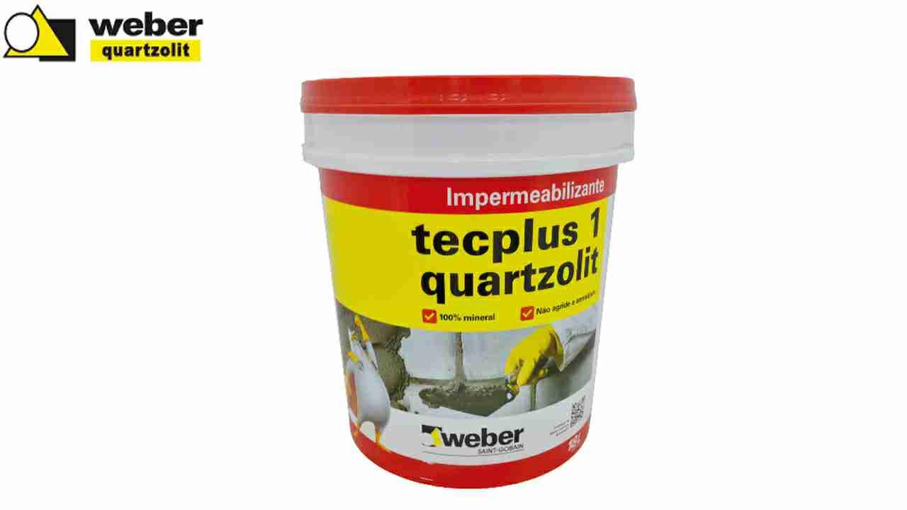 WEBER ADITIVO IMPER.P/ARG.TECPLUS1 18L