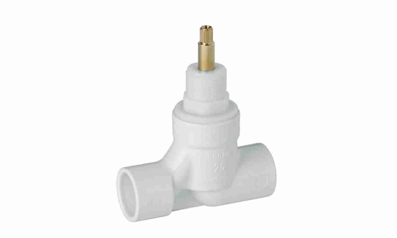 REGISTRO DOCOL BASETEC PRESSAO PVC 25MM 1/2V