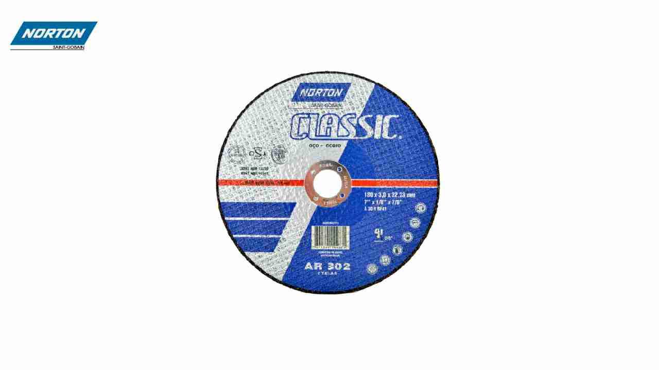 DISCO CORTE NORTON CLASSIC 4.1/2X1/8X7/8