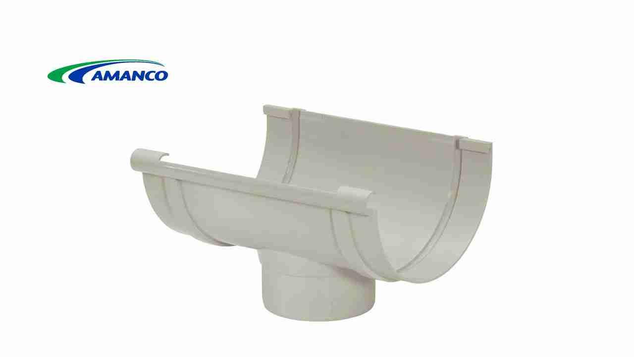 BOCAL PARA CALHA PLUVIAL AMANCO DN170X100