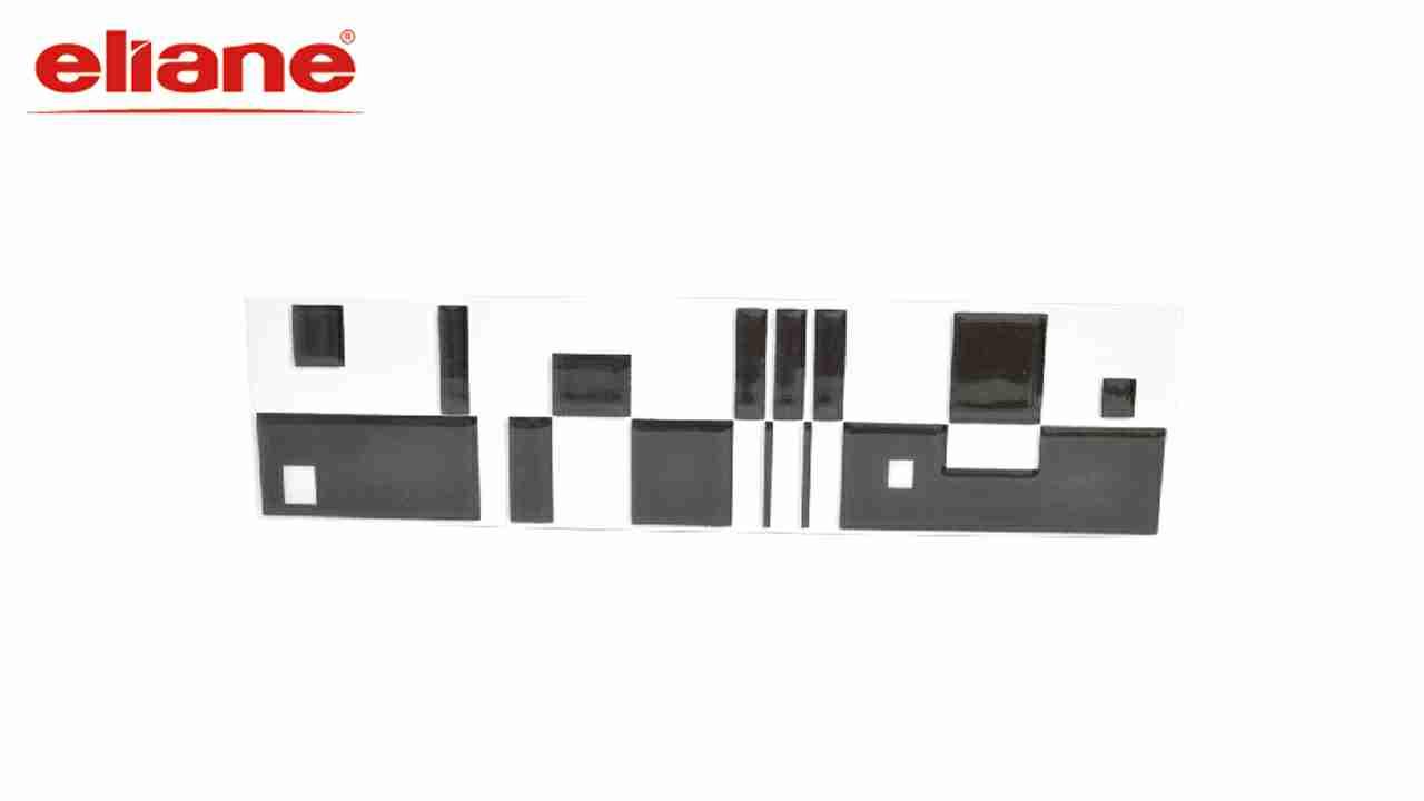 LISTELO ELIANE 7.5X30 LUMEN BLACK C/18
