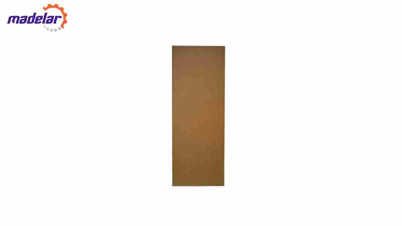 PORTA MADELAR HDF 60CM X 2.10M X3CM (COLMEIA)