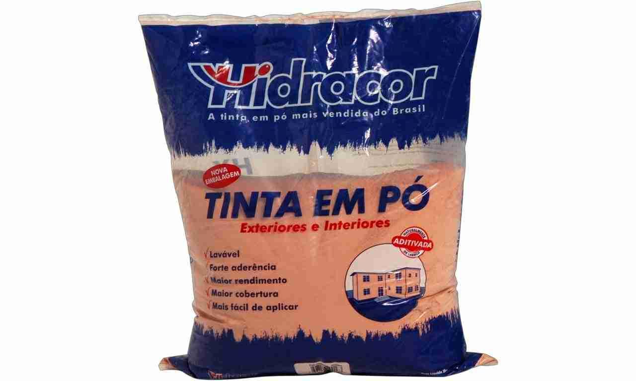 HIDRACOR PO BRANCO GELO C/20KG