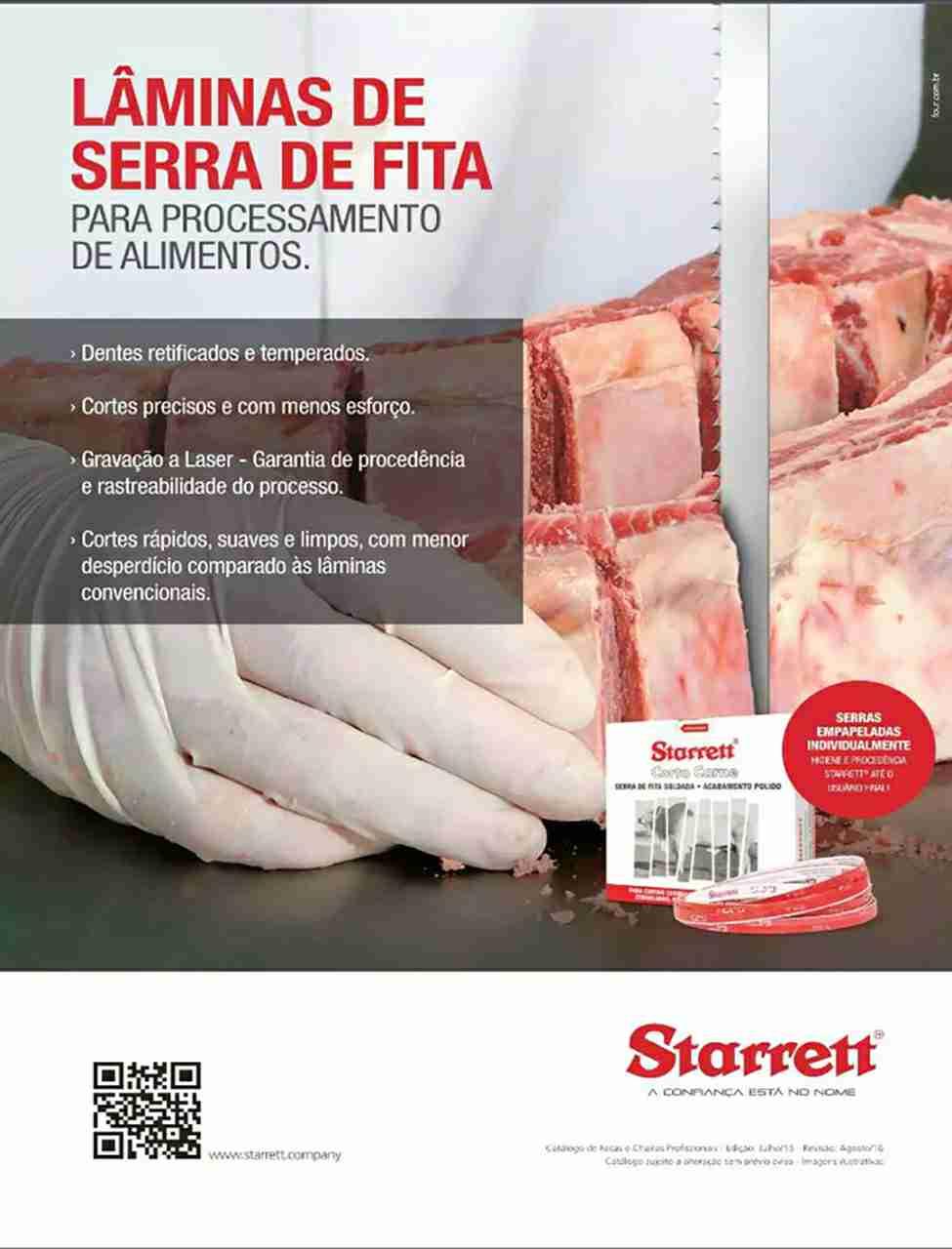 SERRA FITA STARRET 16X0.46  5/8X018 2,20
