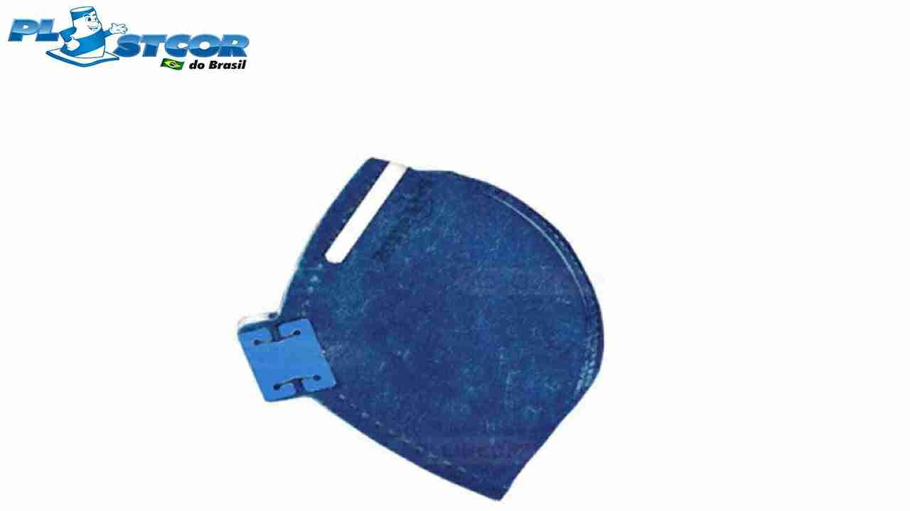 MASCARA RESP.ECOAR PFF2 PLASTCOR S/VALV.