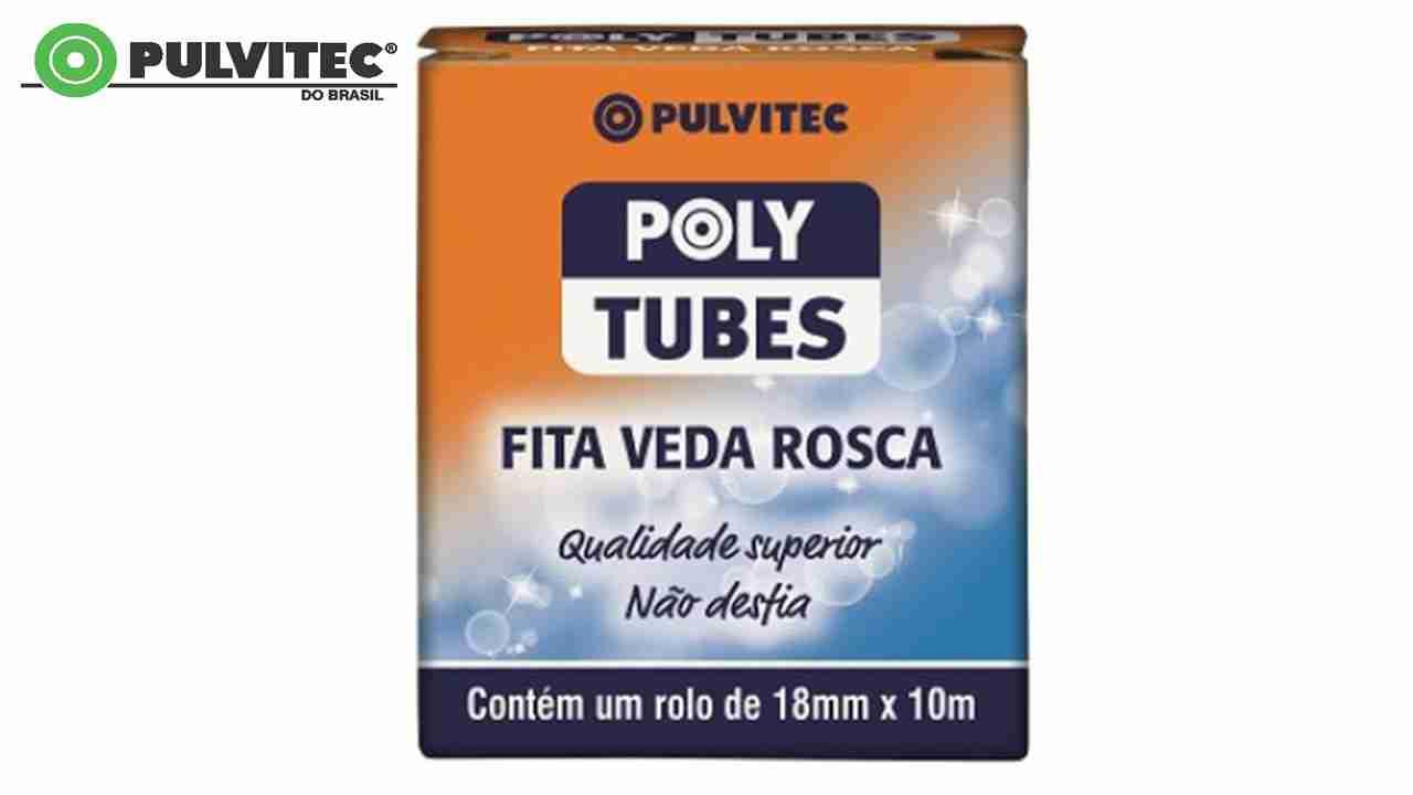 VEDA ROSCA POLYTUBES 18X10M