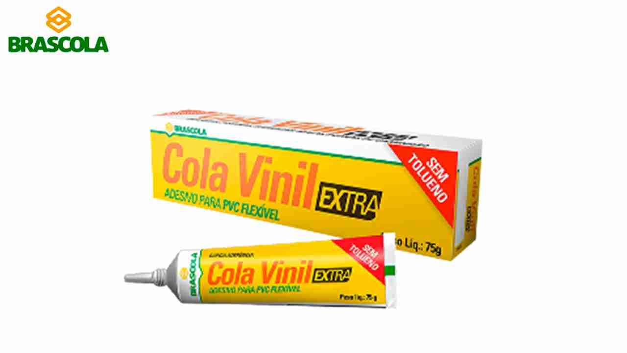 ADESIVO COLAVINIL PVC EXTRA 75G BRASCOLA
