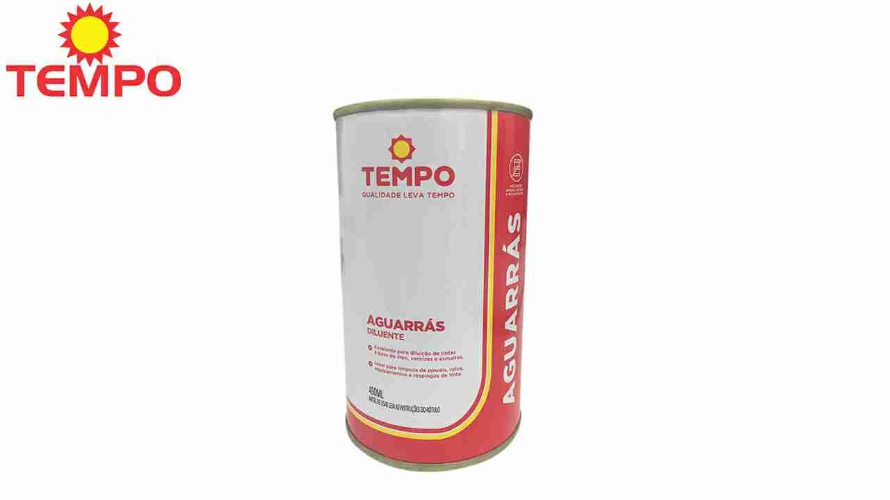 AGUARRAS TEMPO 8001 450ML