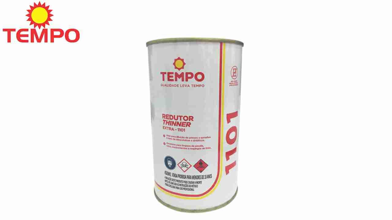 THINNER TEMPO COMUM 1001-1101 450ML