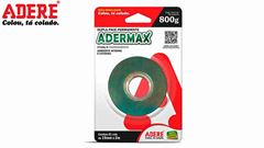 FITA DUPLA FACE ADERE 19MMX02M 800G