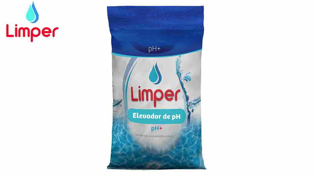 LIMPER ELEVADOR DE PH ALCALINIDADE C/2KG