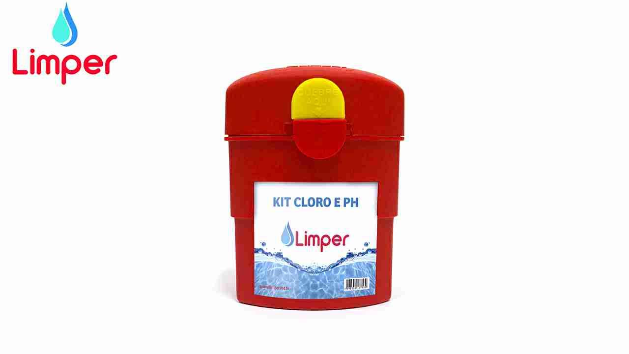 LIMPER KIT PARA ANALISES CL/PH