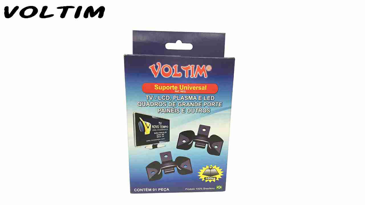 SUPORTE P/TV LCD VOLTIM FIXO 10 A 71