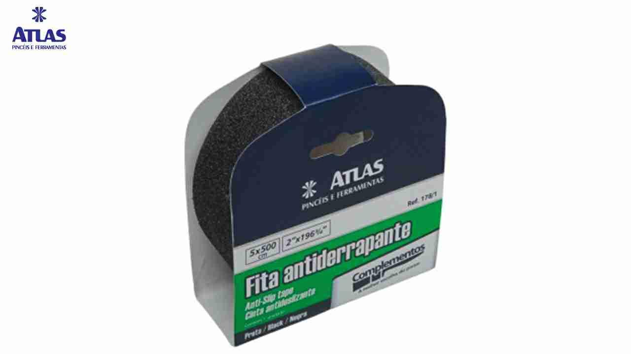 FITA ANTIDERRAPANTE ATLAS 50MMX5M