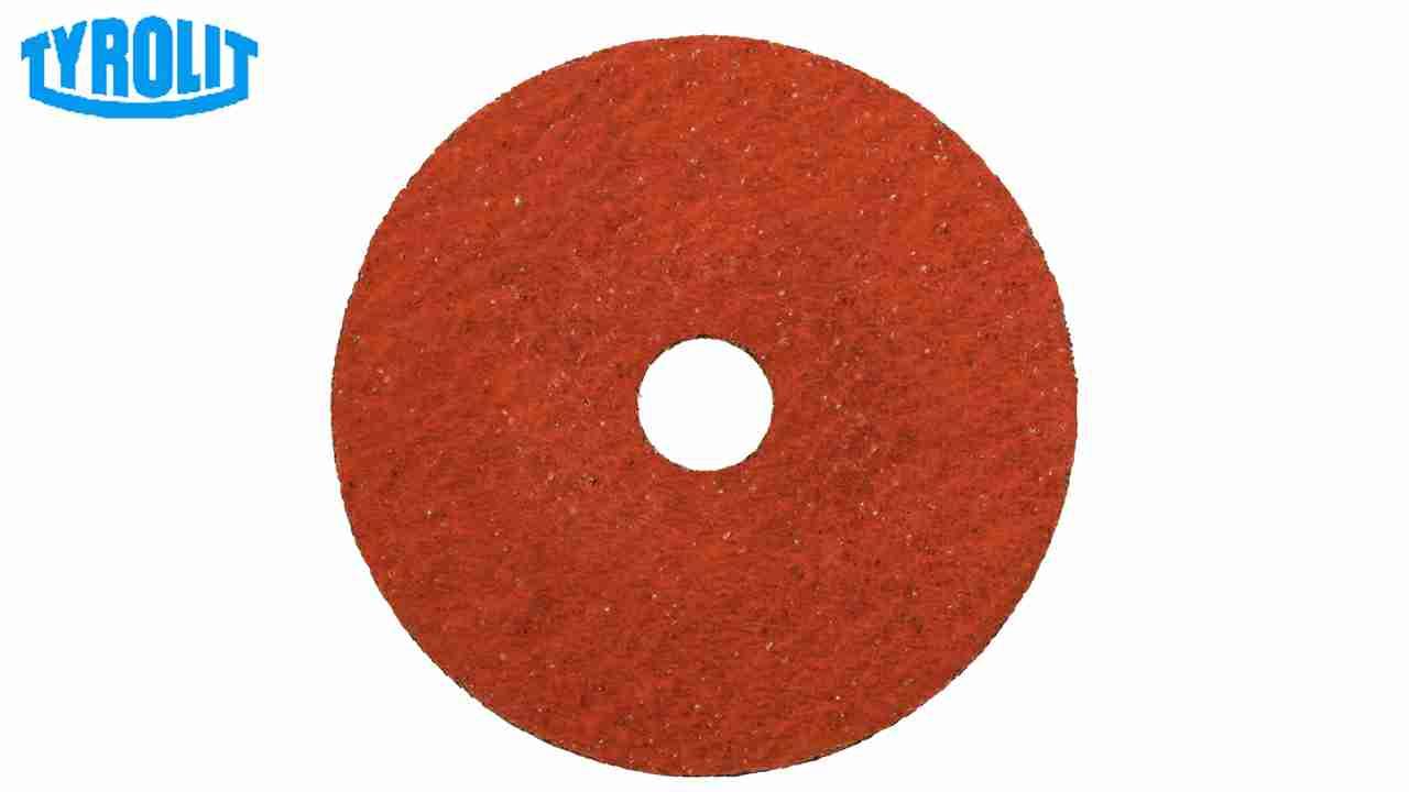 LIXA DISCO TYROLIT FIBRA 4.1/2 G120 P93