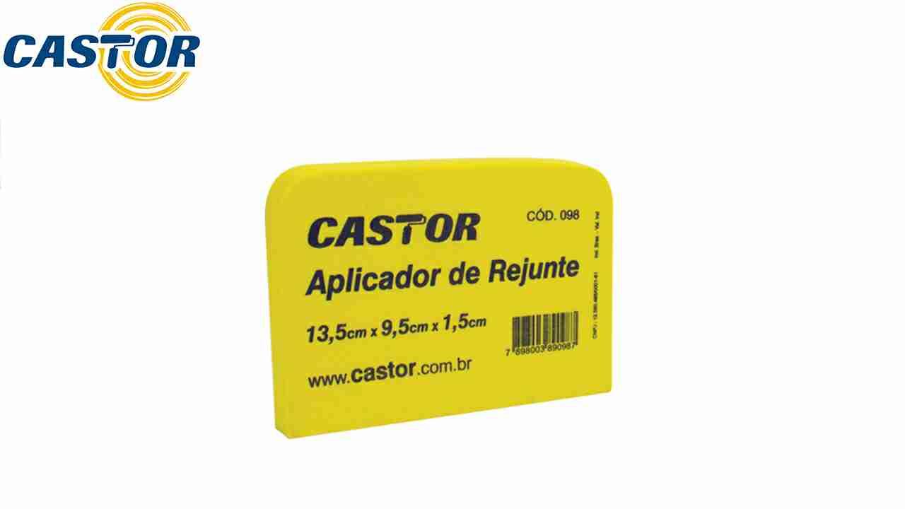 APLICADOR DE EVA PARA REJUNTE CASTOR