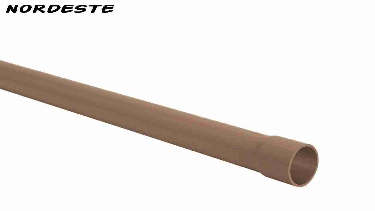 TUBO P/AGUA NORDESTE CL 12 75MM 6M
