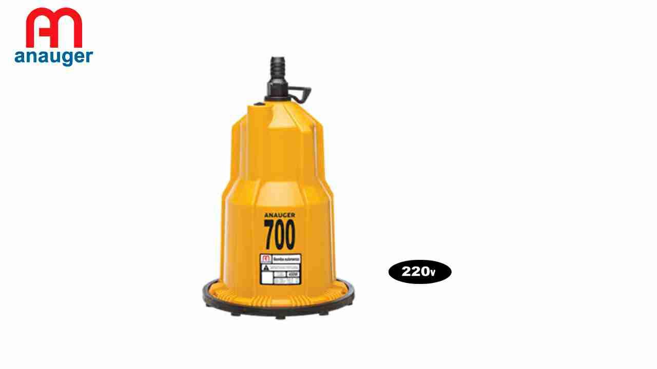 BOMBA SUBMERSA ANAUGER 5G 700(220V/60HZ)