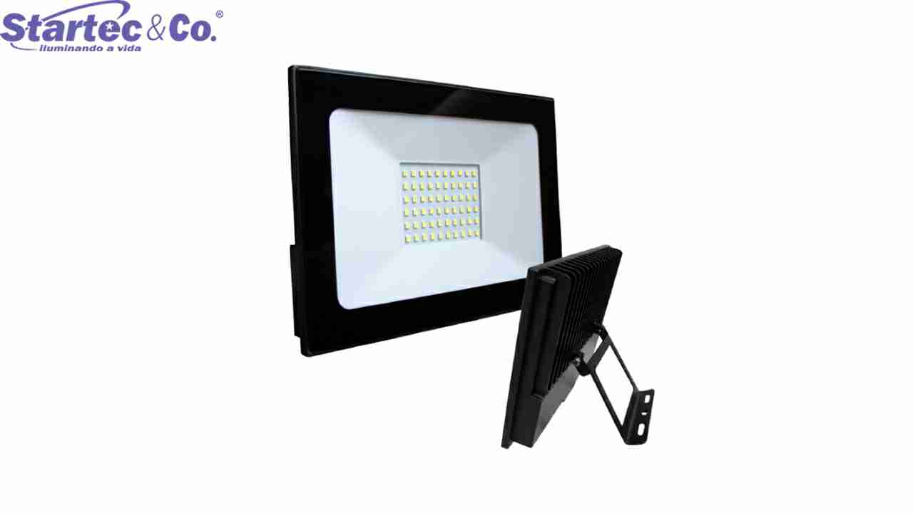 REFLETOR LED STARTEC  10W 6000K BR BIV.