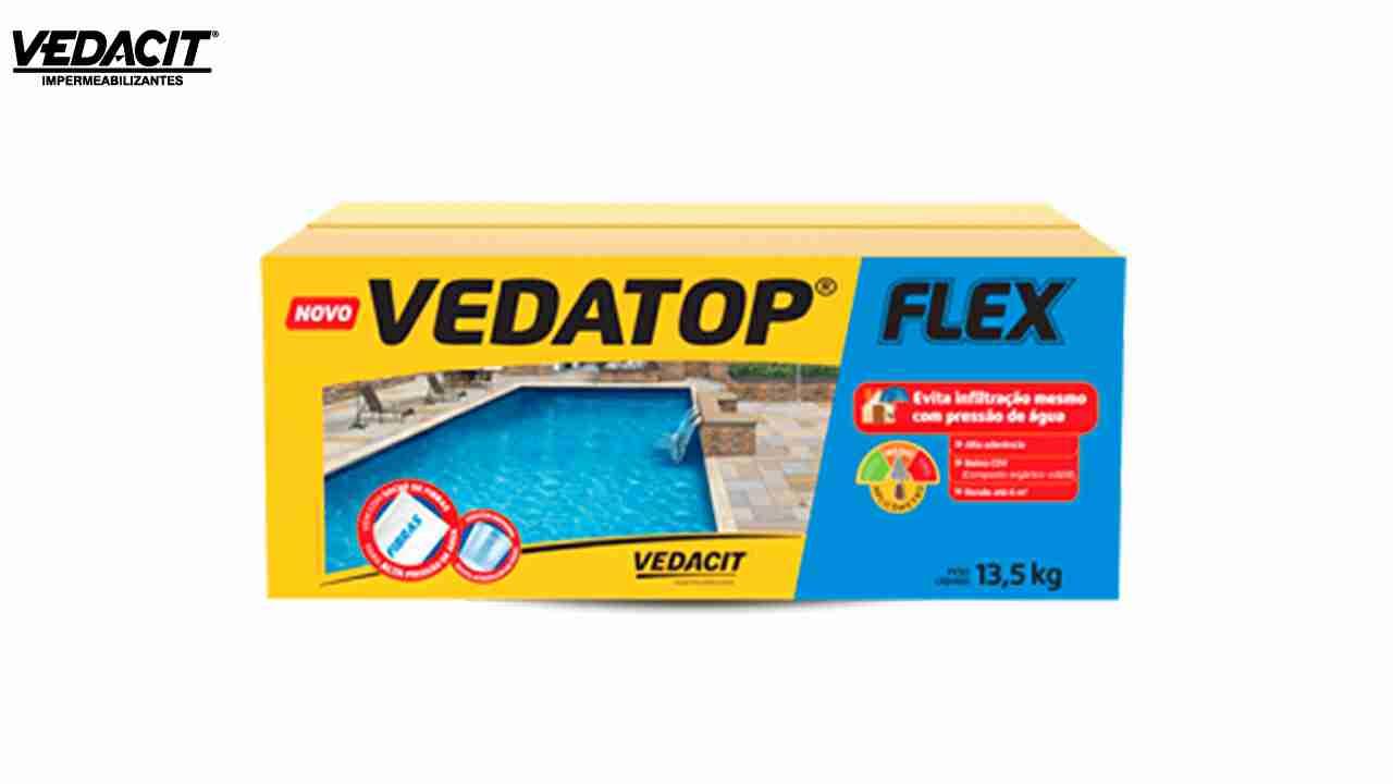 VEDACIT VEDATOP FLEX NOVO CX C/13,5KG