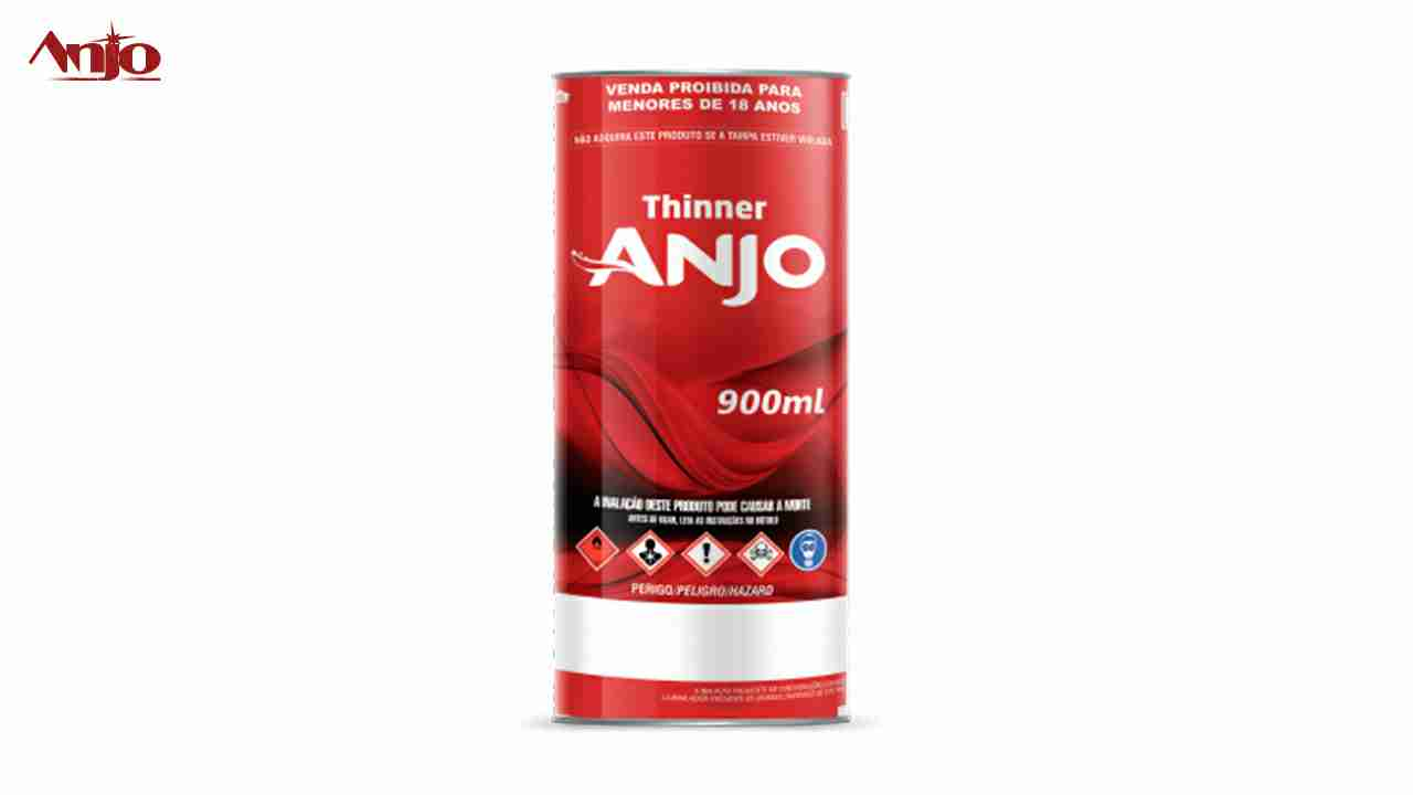 THINNER ANJO PU 5000 900ML