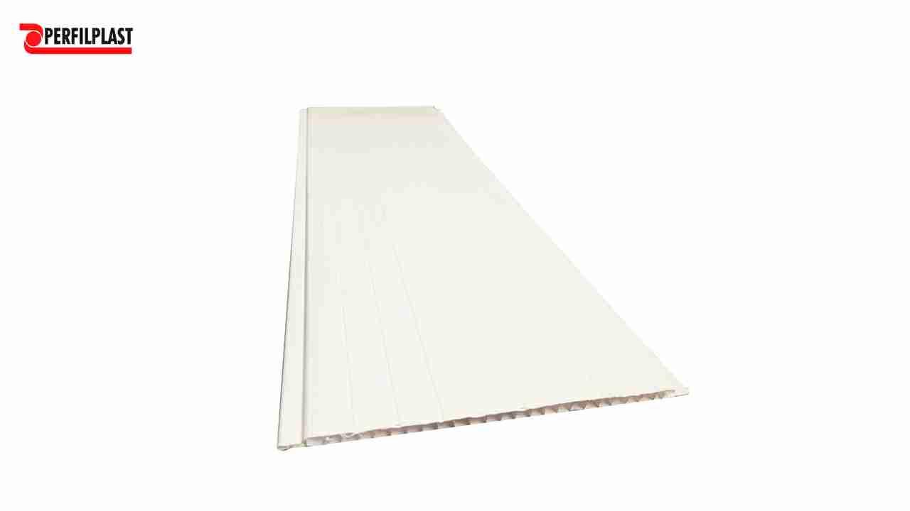 FORRO PVC PERF.200MM C/08M2/10P BR C/4M