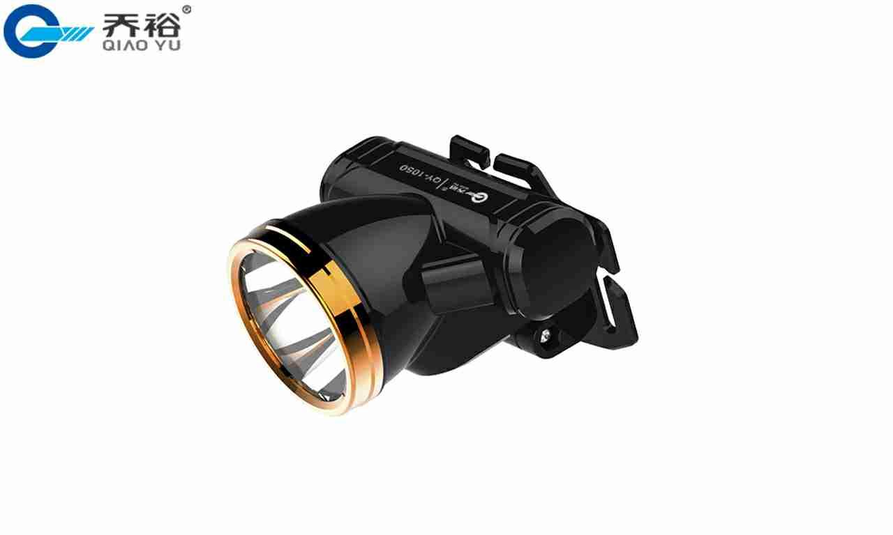 LANTERNA LED DE CABECA LUZ DIA.1W C.USB