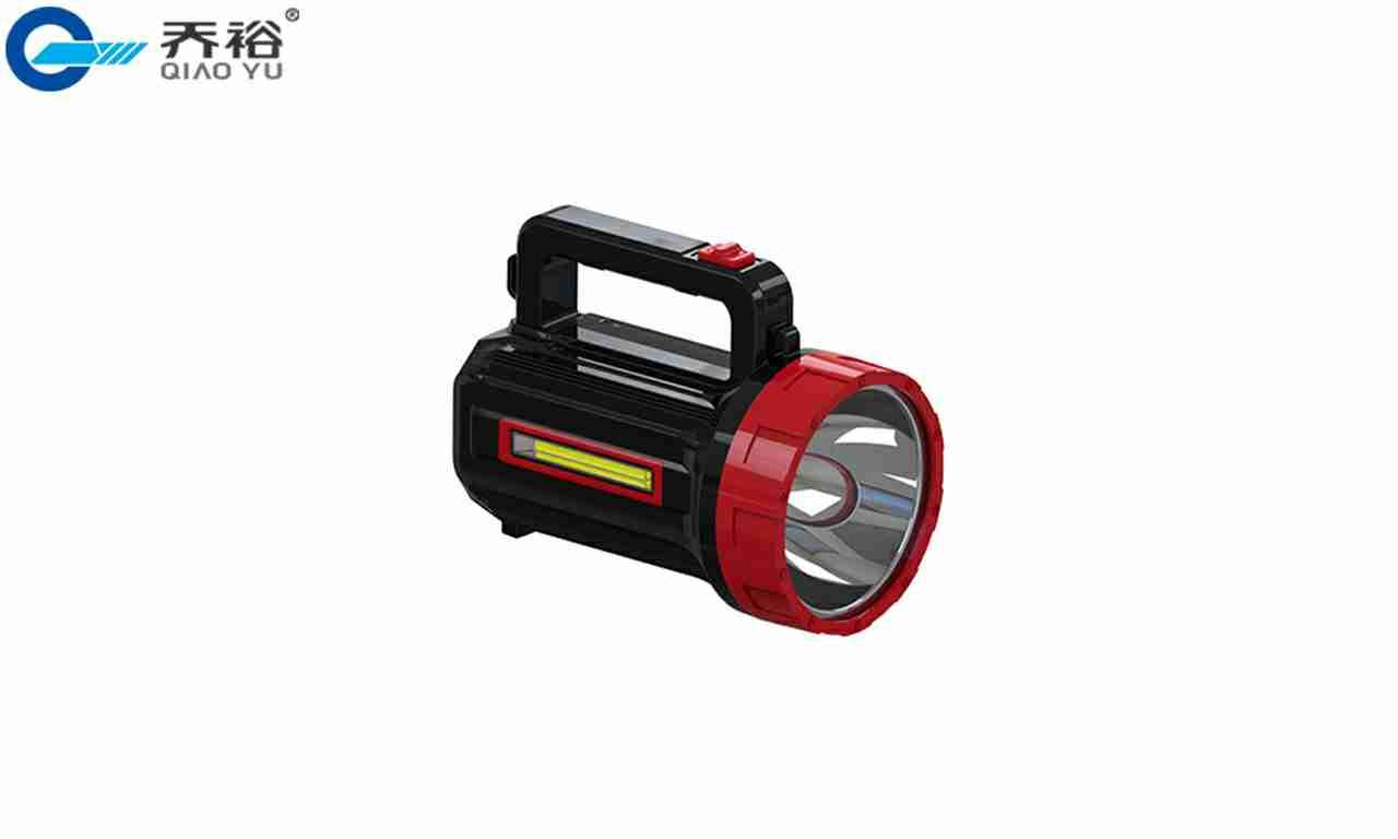 LANTERNA LED LUZ DIANTEIRA MEDIA CAR.USB